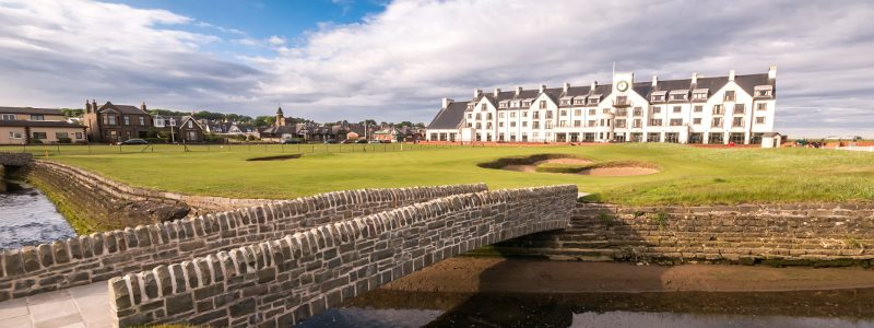 carnoustie open 2018 accommodation
